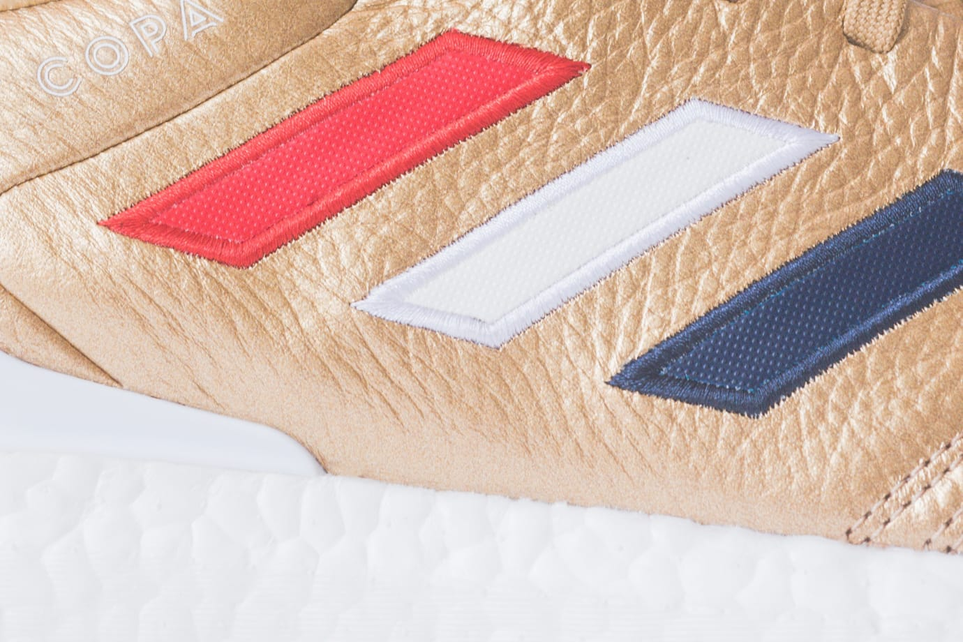 Kith x Adidas Soccer Copa Mundial 18 Ultra Boost (Detail)