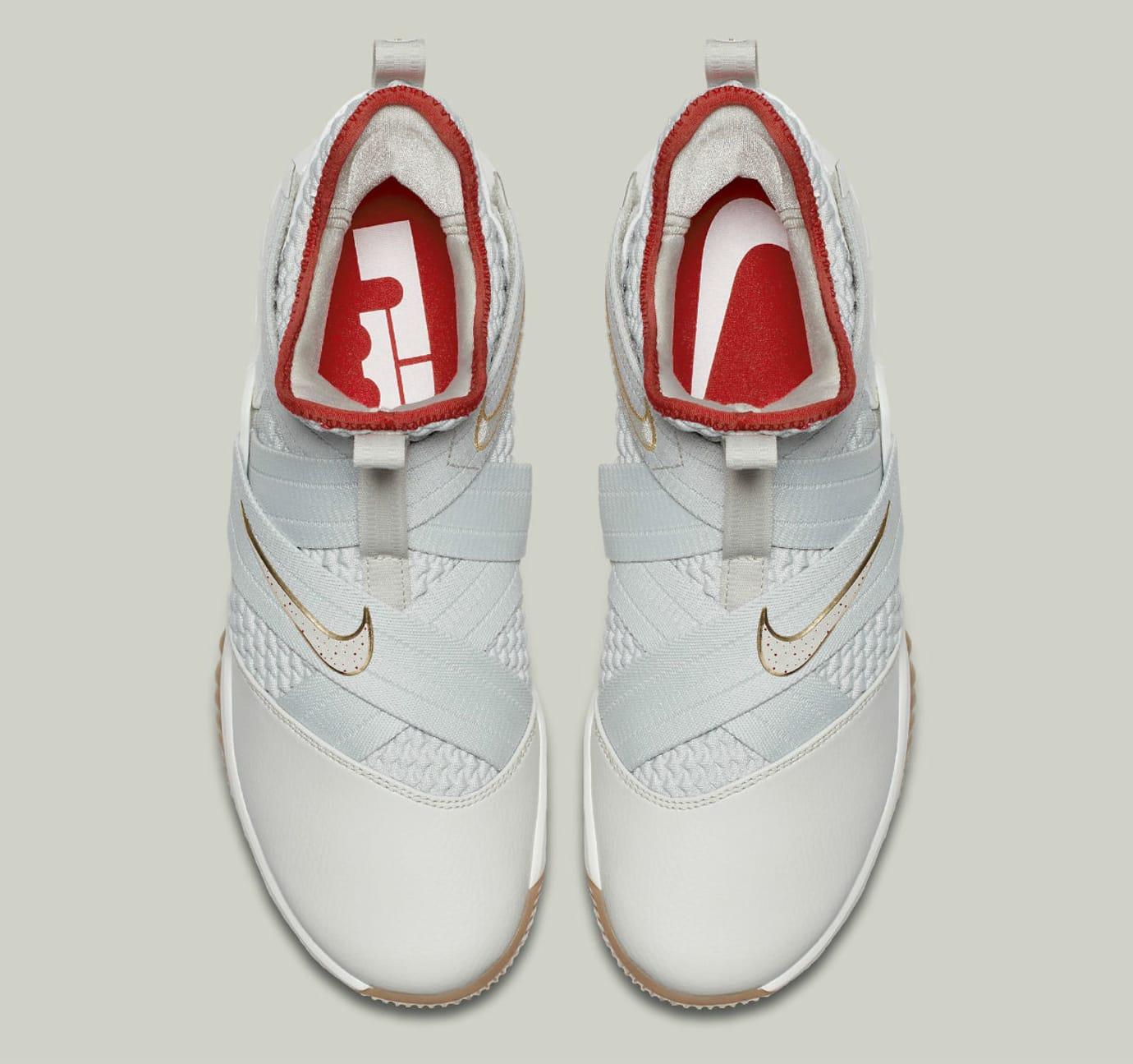 super popular 8f14a 0d5fd Nike LeBron Soldier 12 Yeezy Release Date AO2609-002 | Sole ...