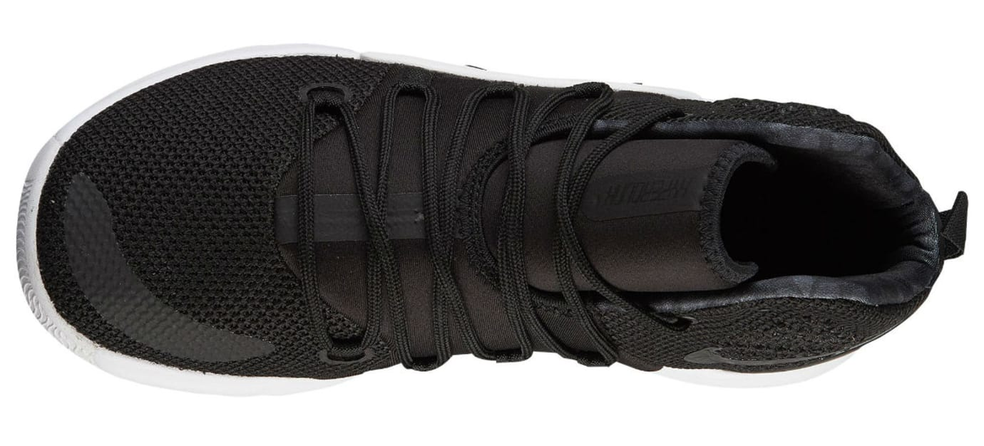 Nike Hyperdunk X 2018 Black Release Date AR0467-001 Top