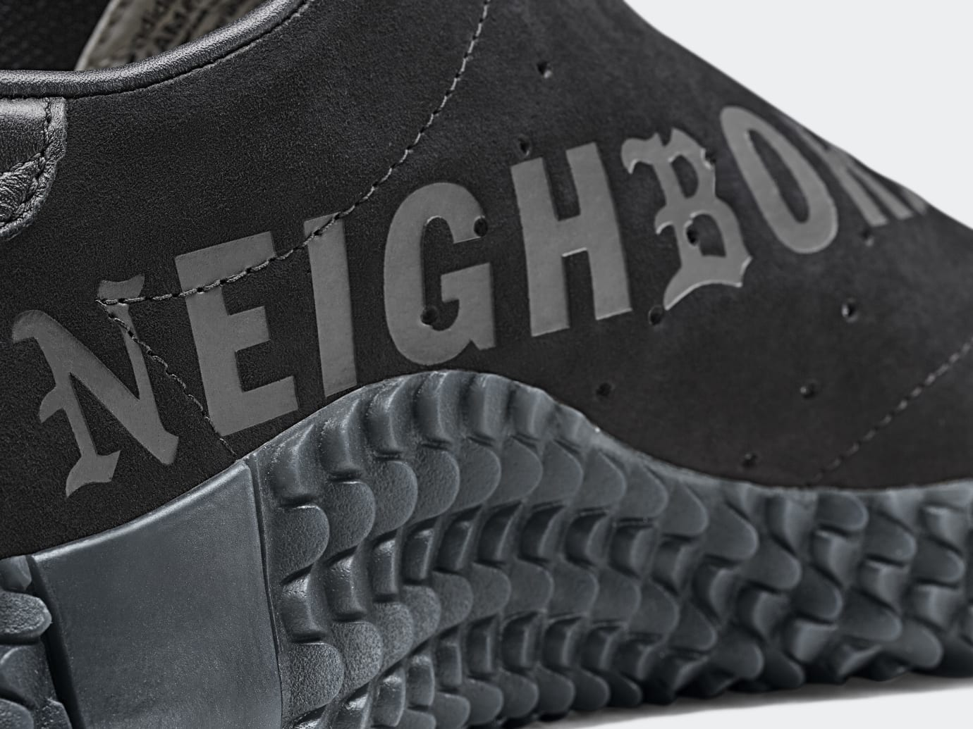 Neighborhood x Adidas Kamanda B37341 (Detail)