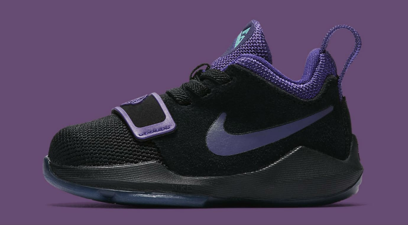 Nike PG1 Toddler Grape Release Date 881937-097