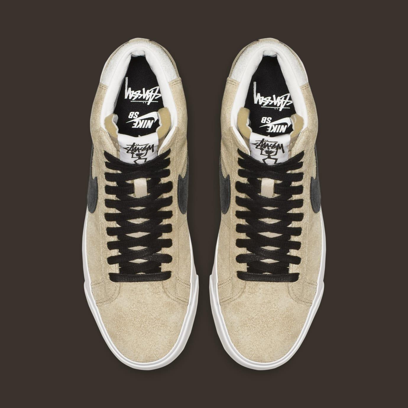 Stussy Nike SB Blazer Mid