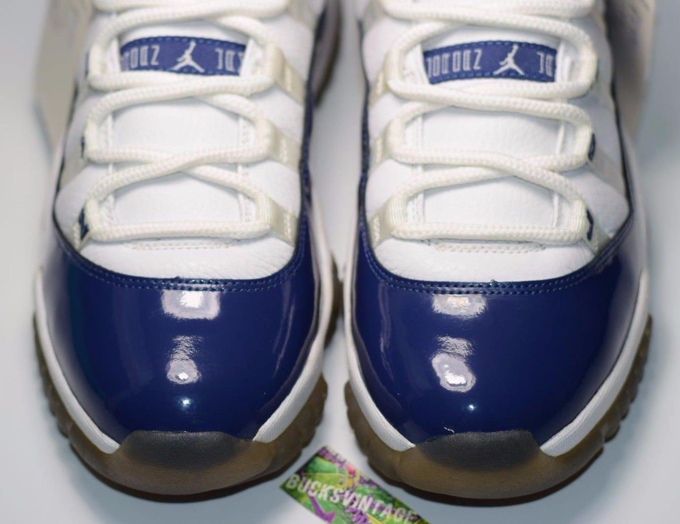 Air Jordan 11 XI Twilight Blue Letter Sample (4)