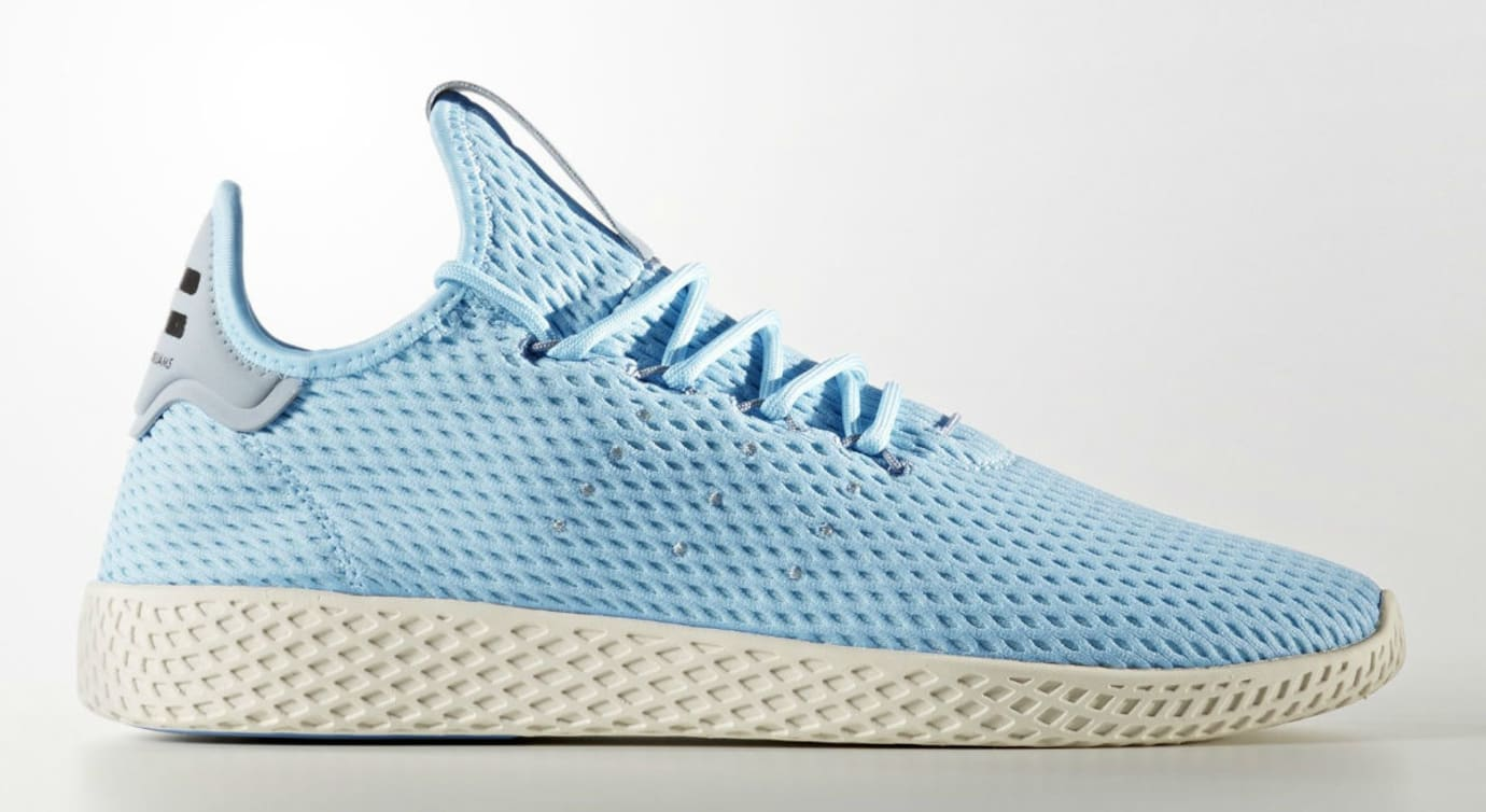 c2b03832ffb8d Pharrell Williams x Adidas Tennis Hu Summer 2017 Colorways