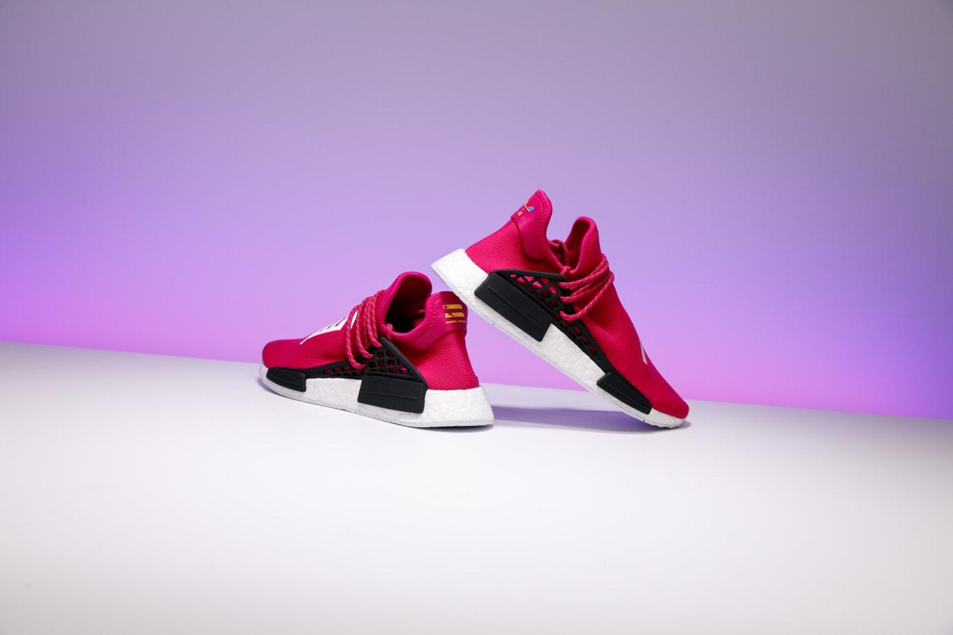 newest collection 1c623 c897a Stadium Goods Pharrell x Adidas NMD Human Race Auction ...