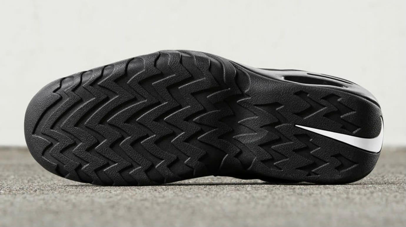 Nike Air Shake Ndestrukt Black Sole Release Date