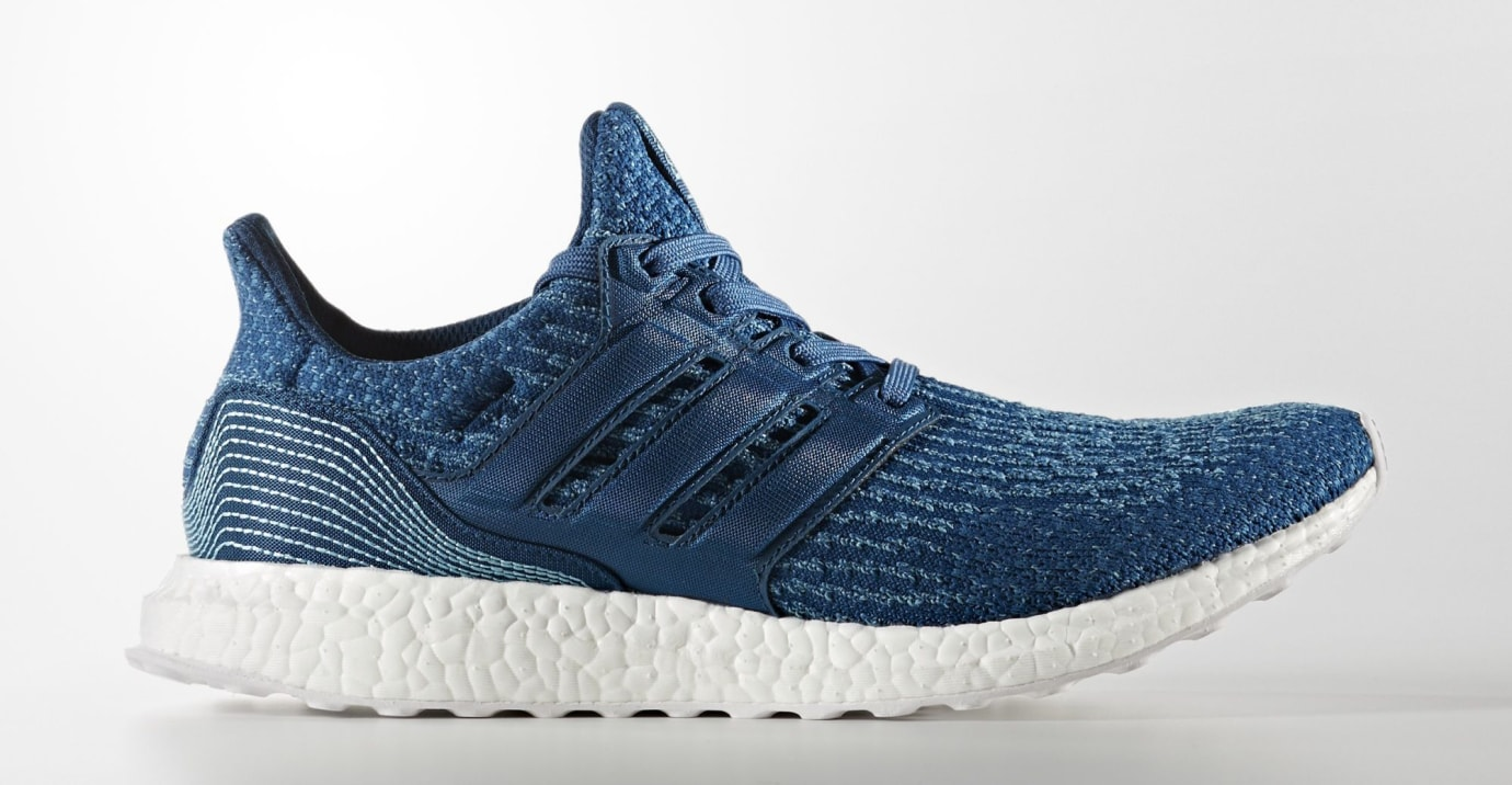 Parley Adidas Ultra Boost Navy BB4762