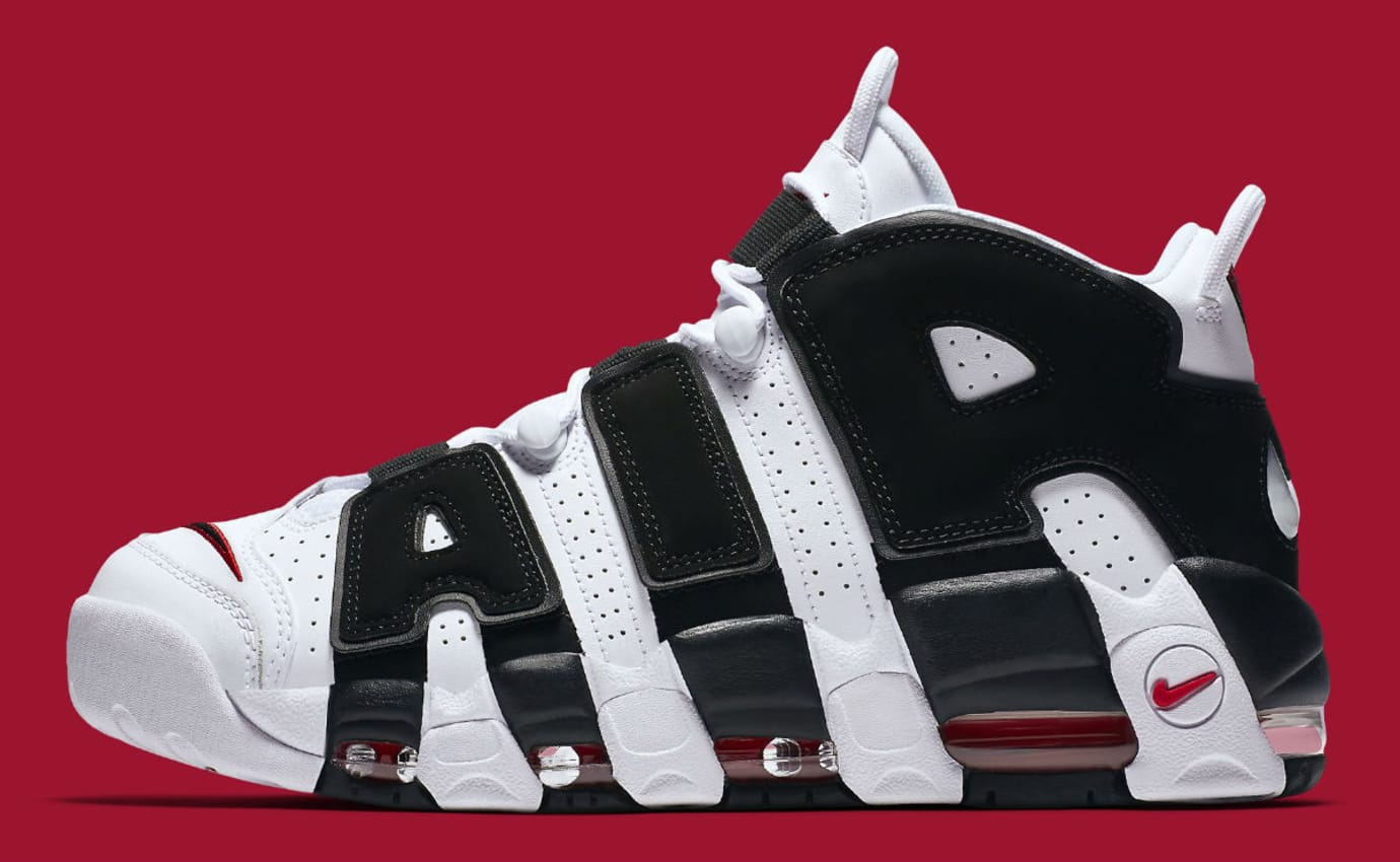 a3914f24583 Nike Air More Uptempo Scottie Pippen PE Release Date Main 414962-105 ...