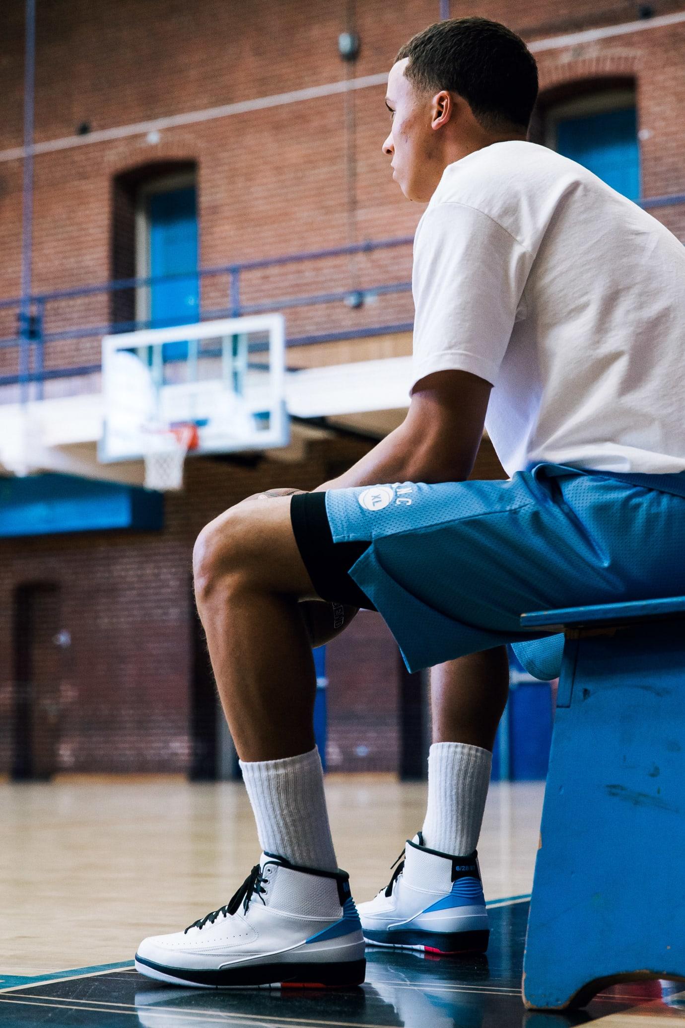 Air Jordan UNC Shorts