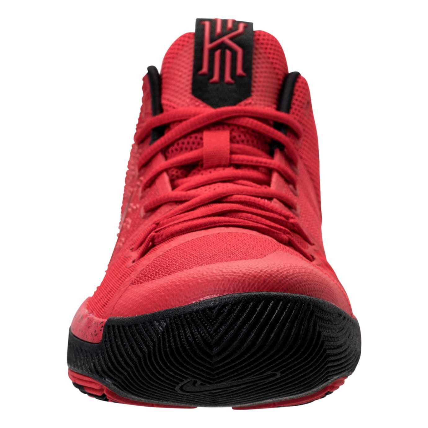 Nike Kyrie 3 Three-Point Contest University Red Release Date Front 852395-600