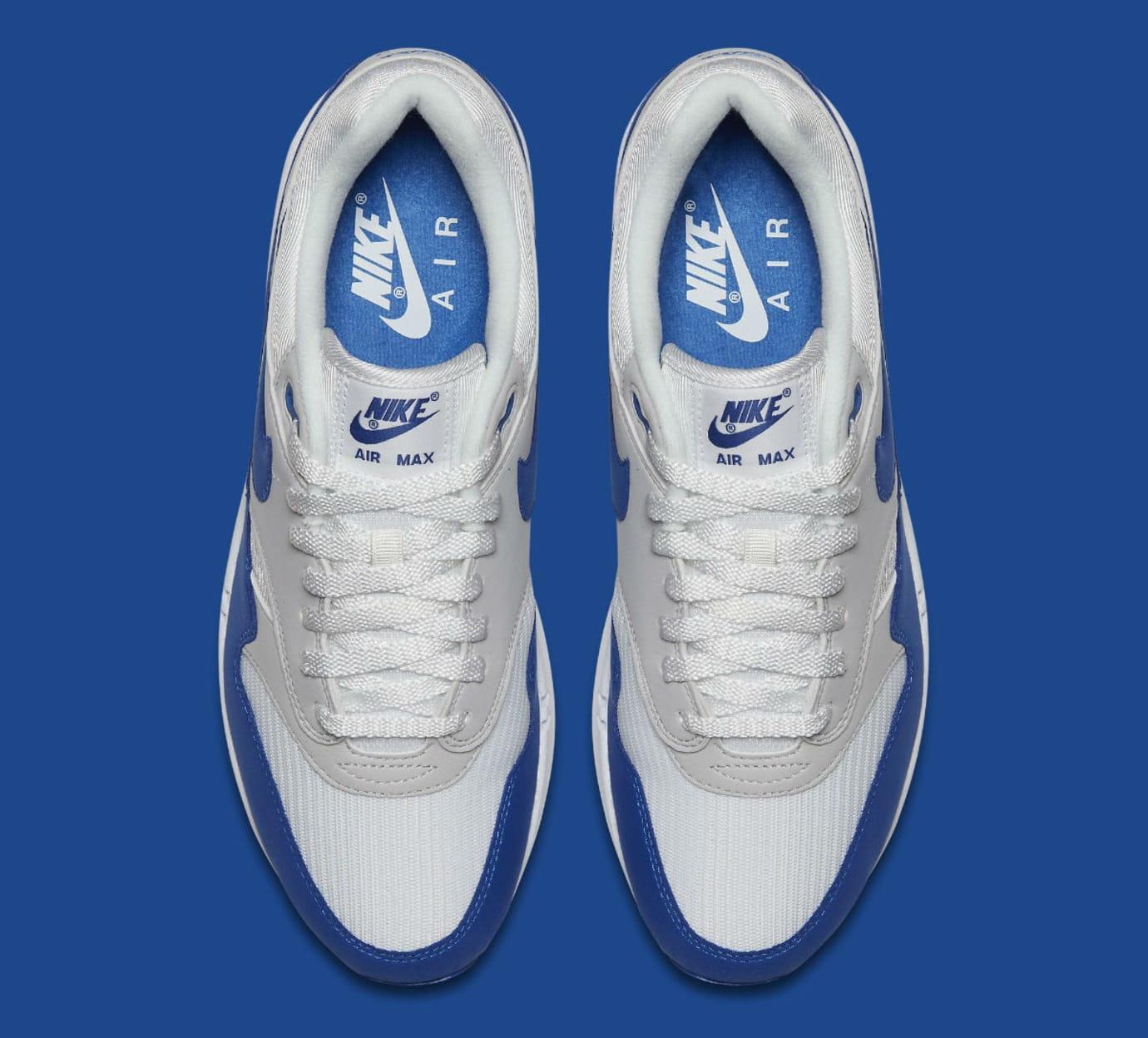 Nike Air Max 1 Anniversary Royal Release Date Top 908375-101