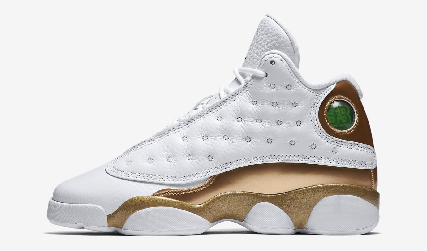 a17033ee1a79 Image via Nike DMP Air Jordan 13 897561-900 Profile