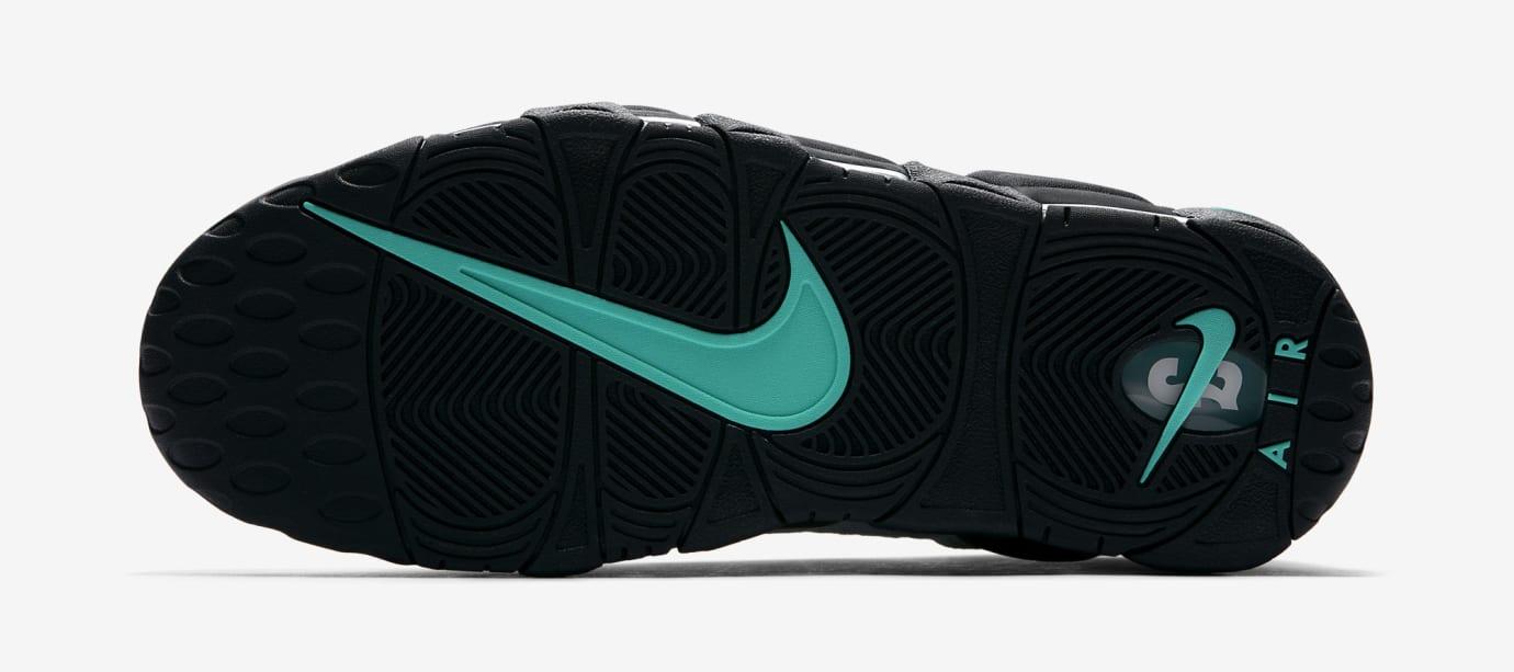 Image via Nike Nike Air More Money AJ7383-002 British Pound Sole 41c525e0db