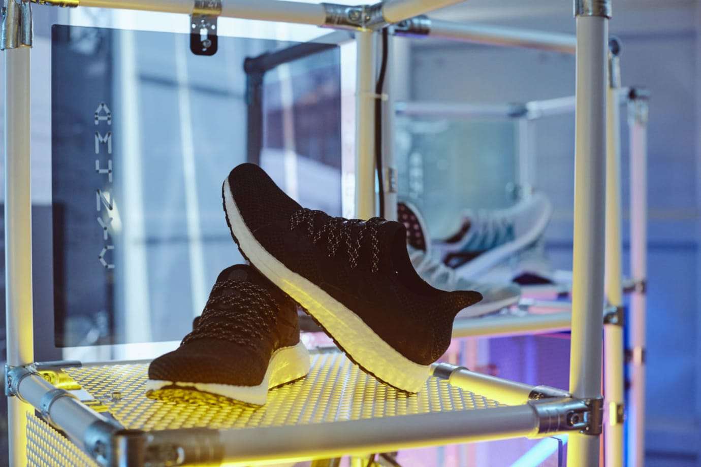 Adidas Speedfactory AM4NYC Lab
