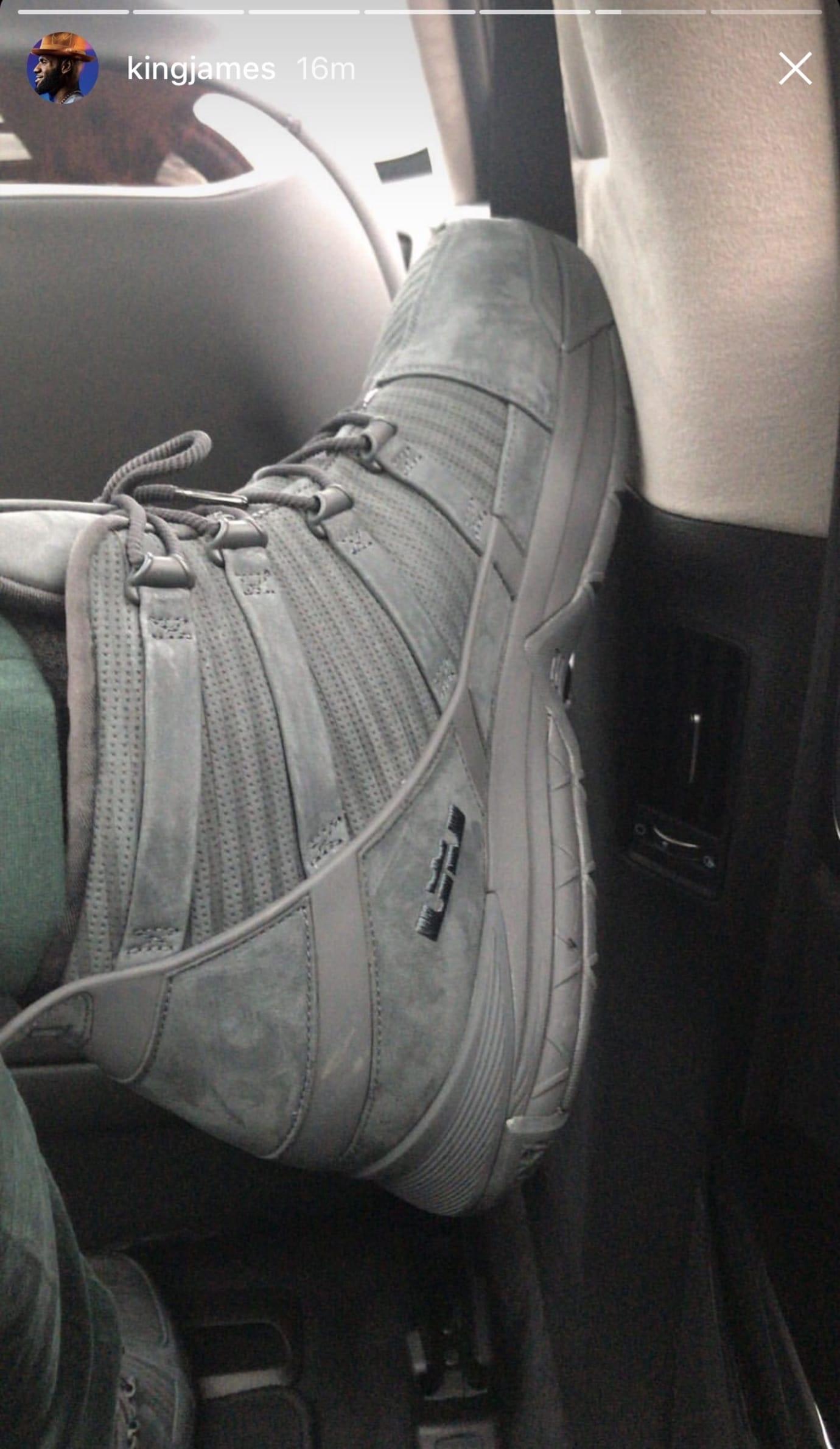 Nike Zoom LeBron 3 LeBron James Instagram 2