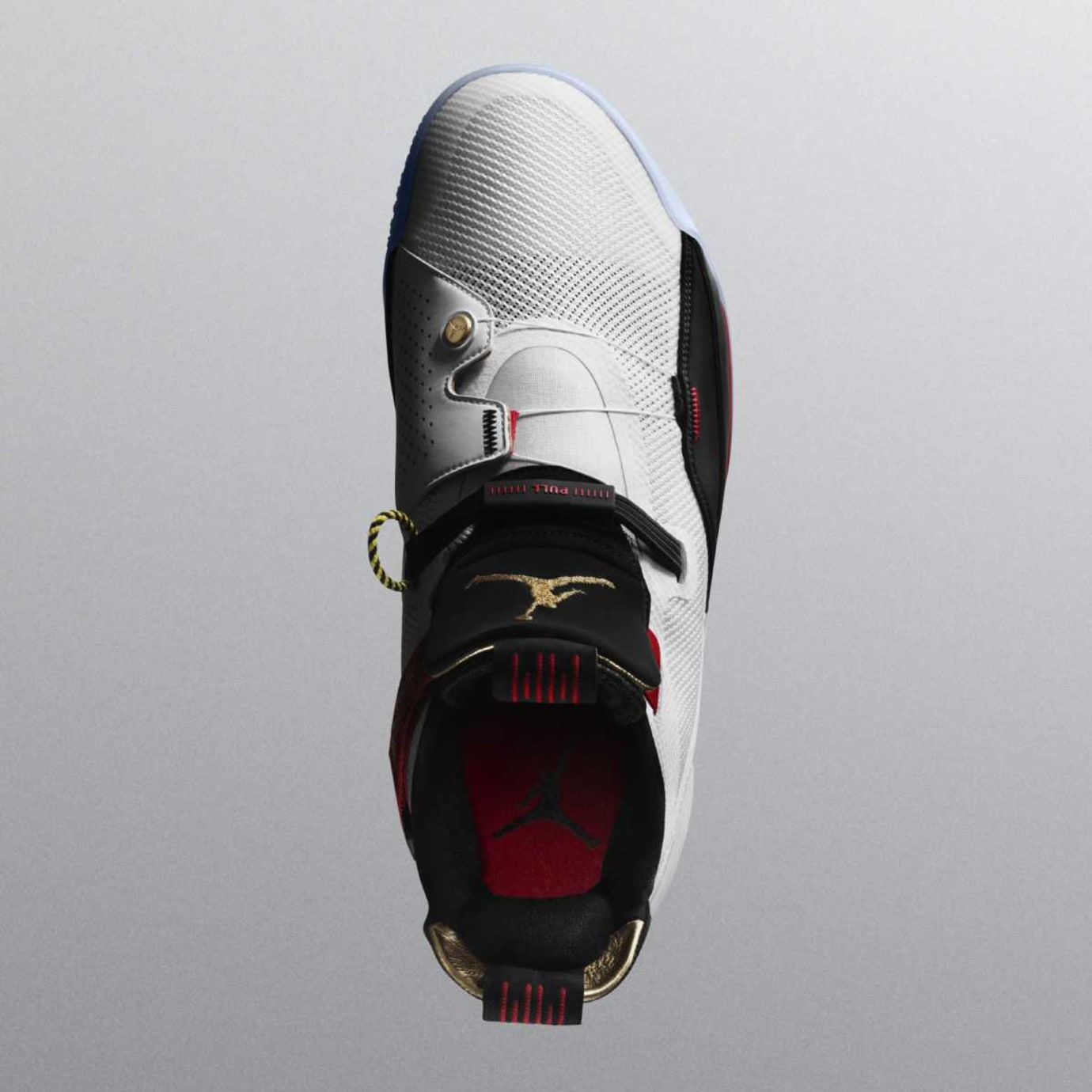 Air Jordan 33 White Black Red Release Date Top