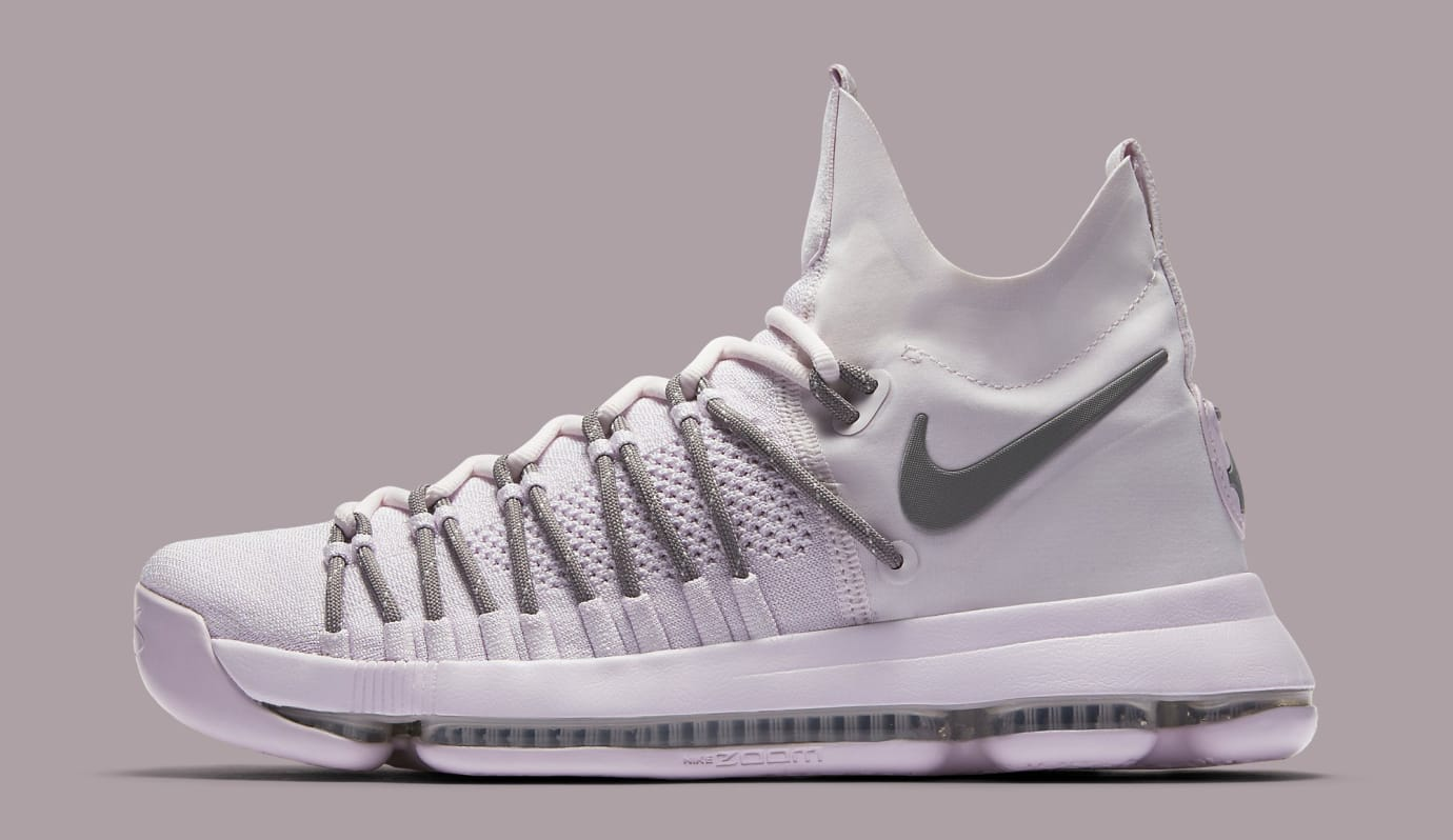 more photos c29cc e2718 Pearl Pink Nike KD 9 914692-600 | Sole Collector