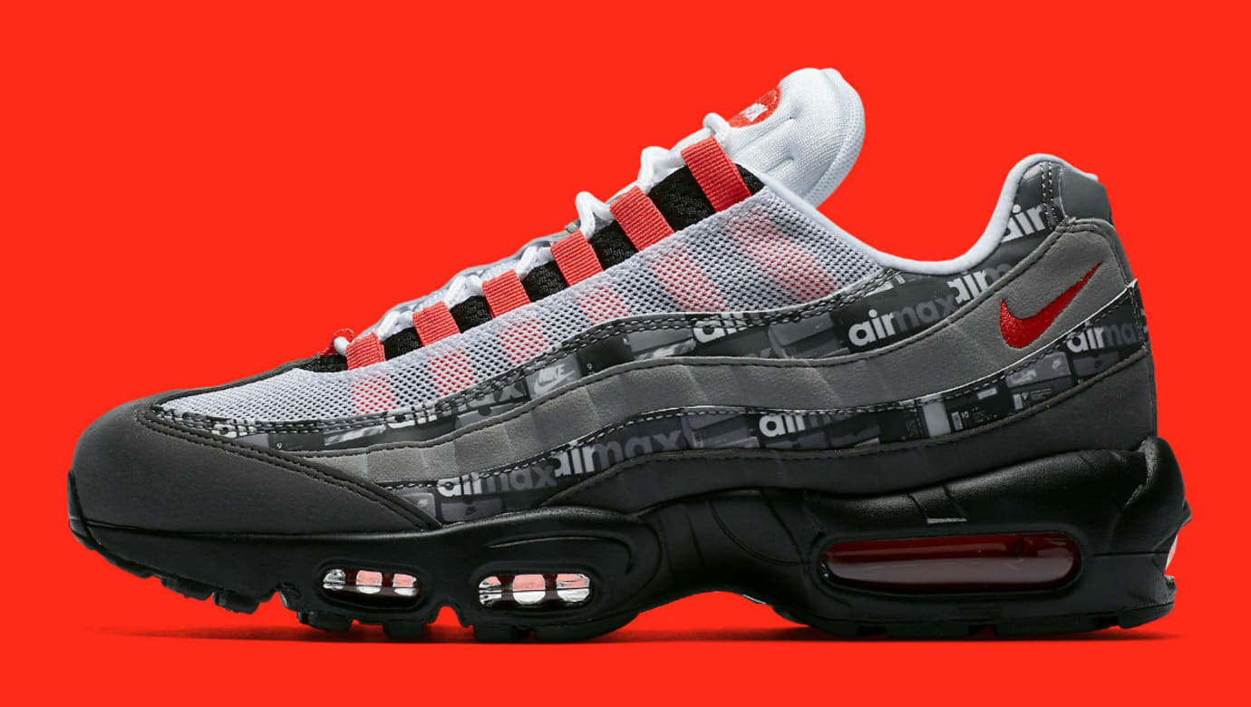 Atmos x Nike Air Max 95 We Love Nike Safety Orange Release