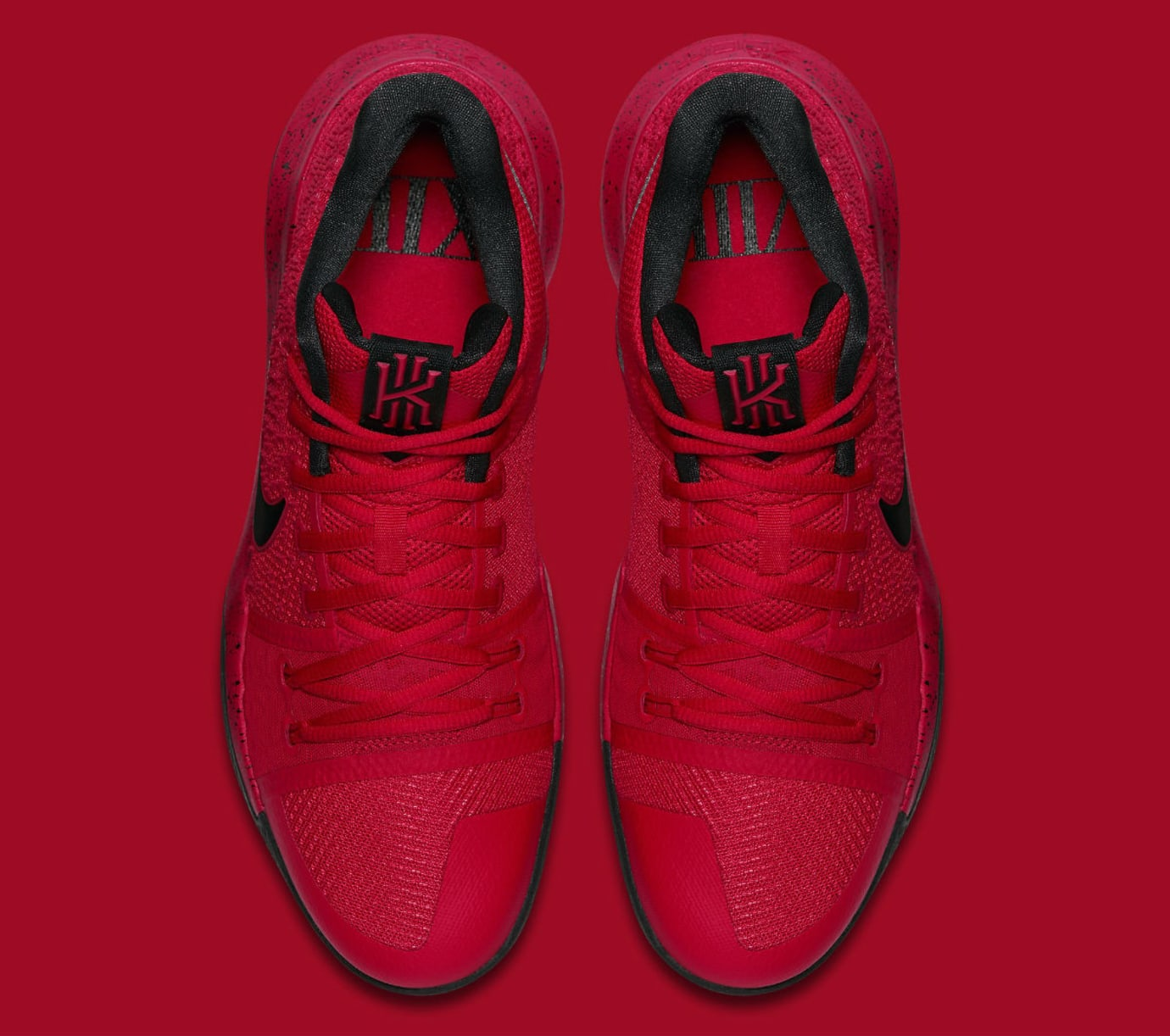 Nike Kyrie 3 Three-Point Contest University Red Release Date Top 852395-600