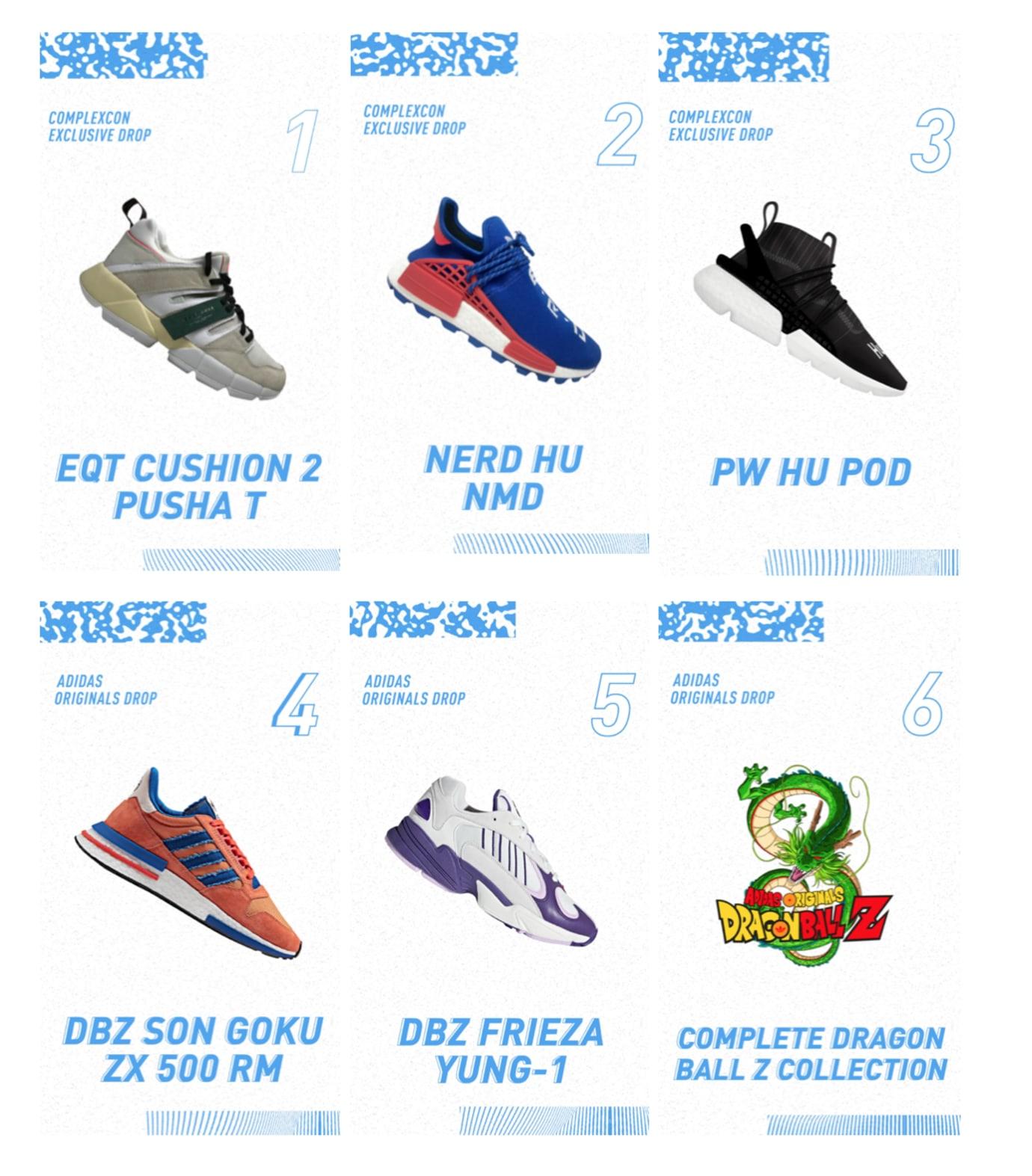 Adidas Originals x ComplexCon 3