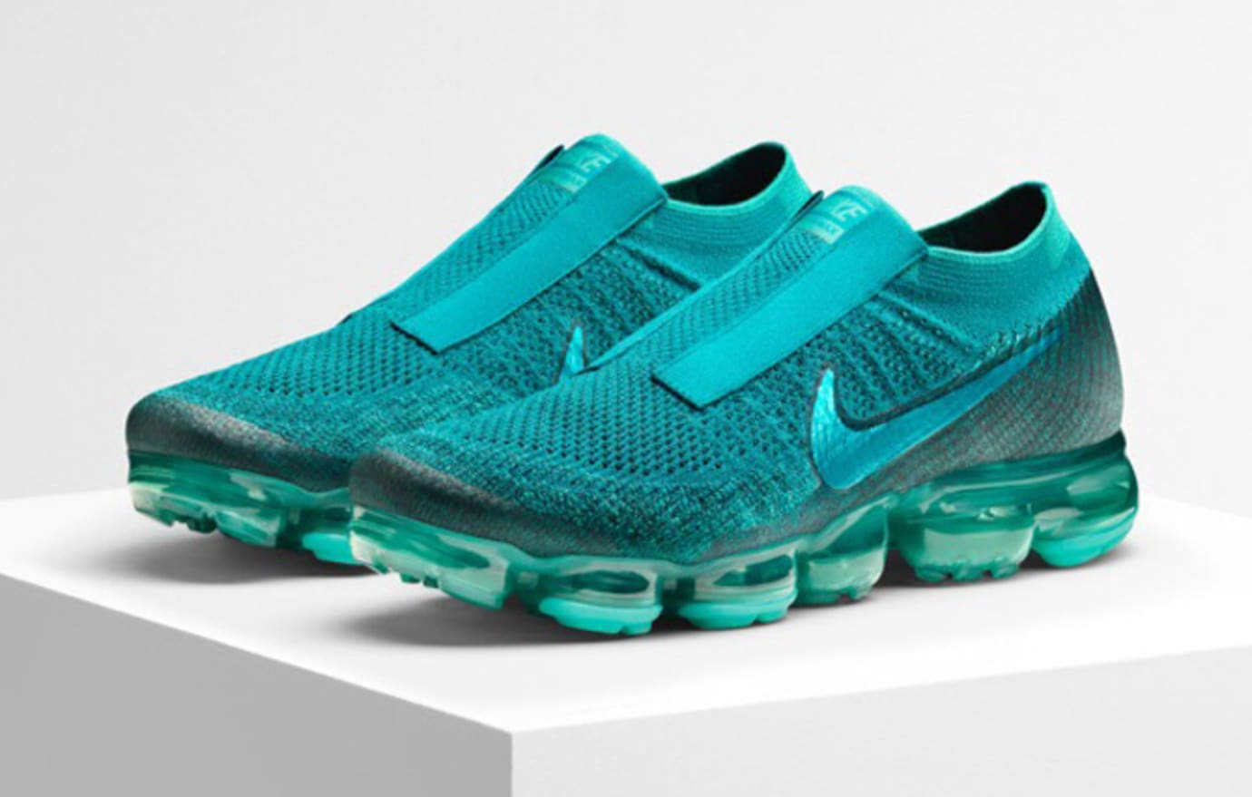 premium selection fbff1 fcce8 Image via Nike Nike Air VaporMax Jewel Pack Green