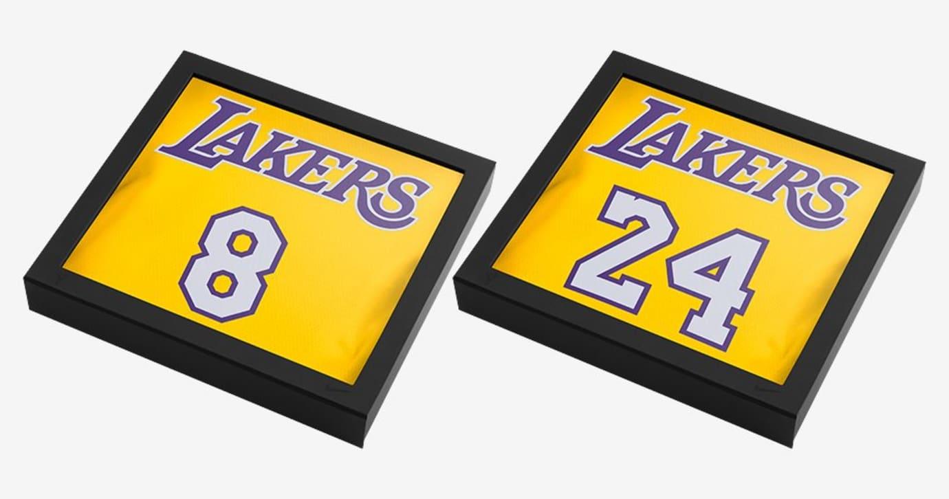 Nike Kobe Retirement Jersey Box