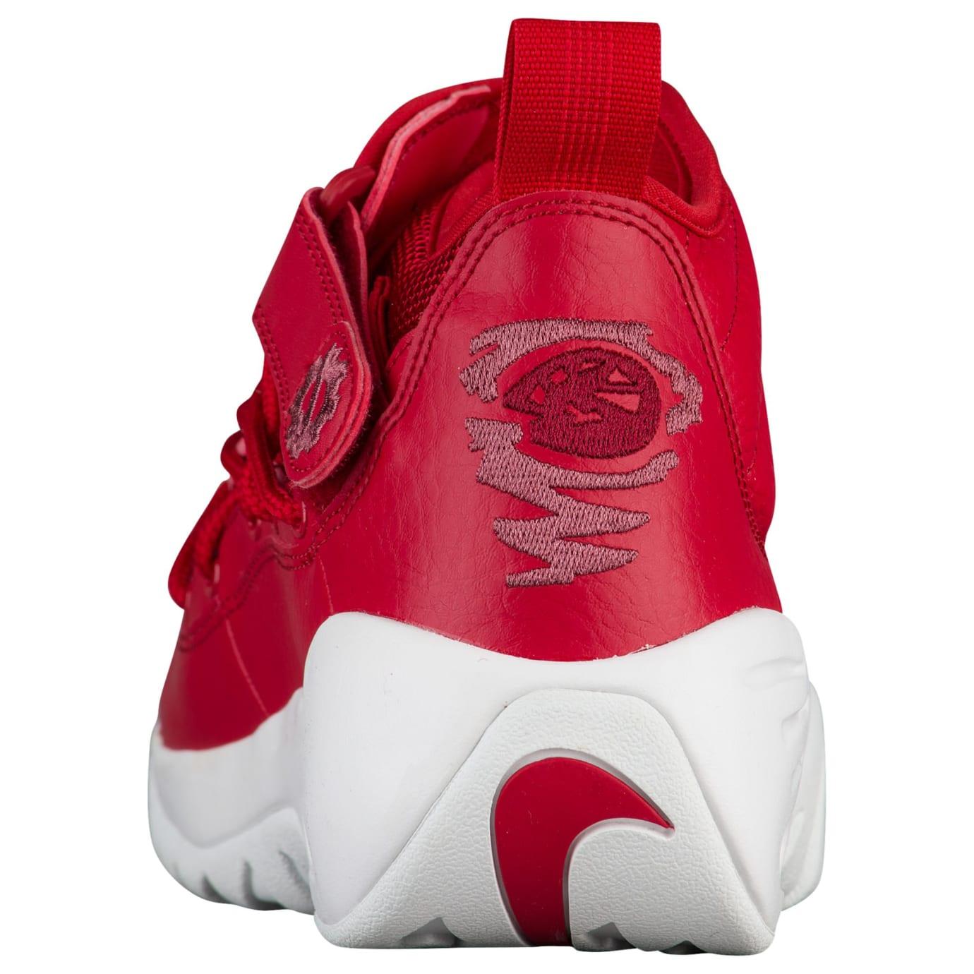 Nike Air Shake Ndestrukt Red LeatherRelease Date Heel 880869-600