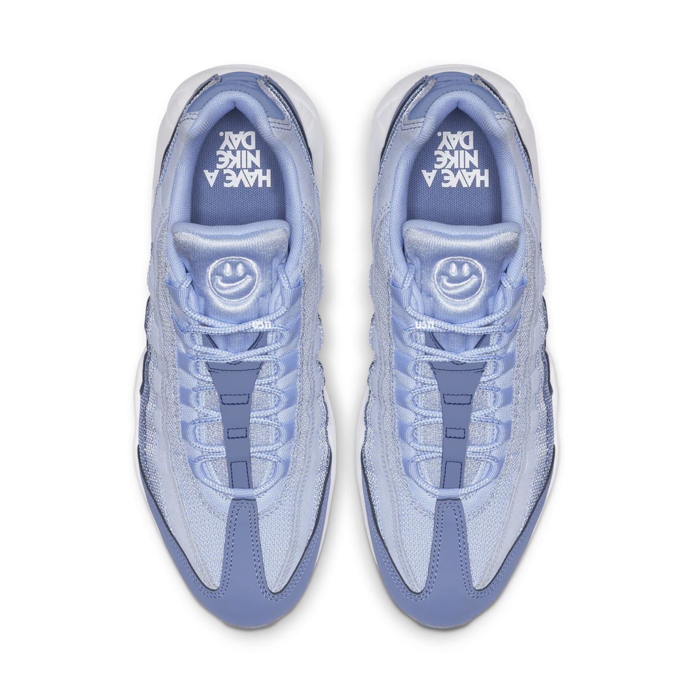 buy popular 93077 36da3 Image via US11 · Nike Air Max 95  Have a Nike Day Blue  (Top)