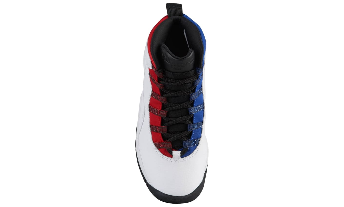 quality design 03473 62b78 Air Jordan 10 X Westbrook Olympians High School Release Date ...
