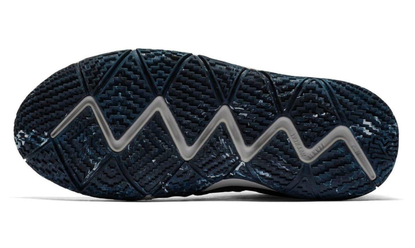 68e967464e1c Image via Hibbett Sports Nike N7 Kyrie 4 GS Release Sole