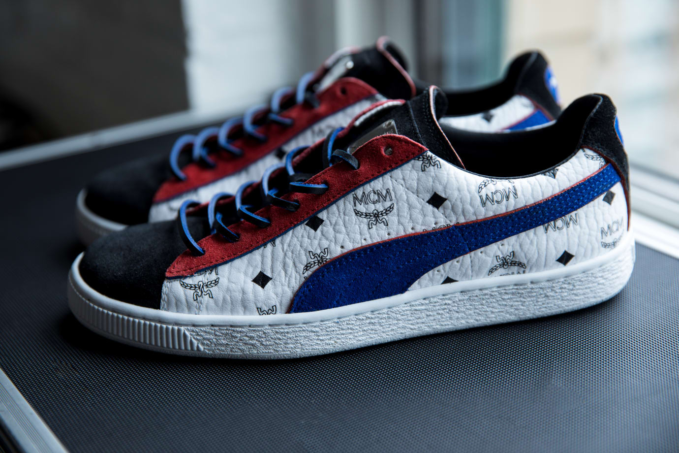 MCM x Puma Suede Collection 2