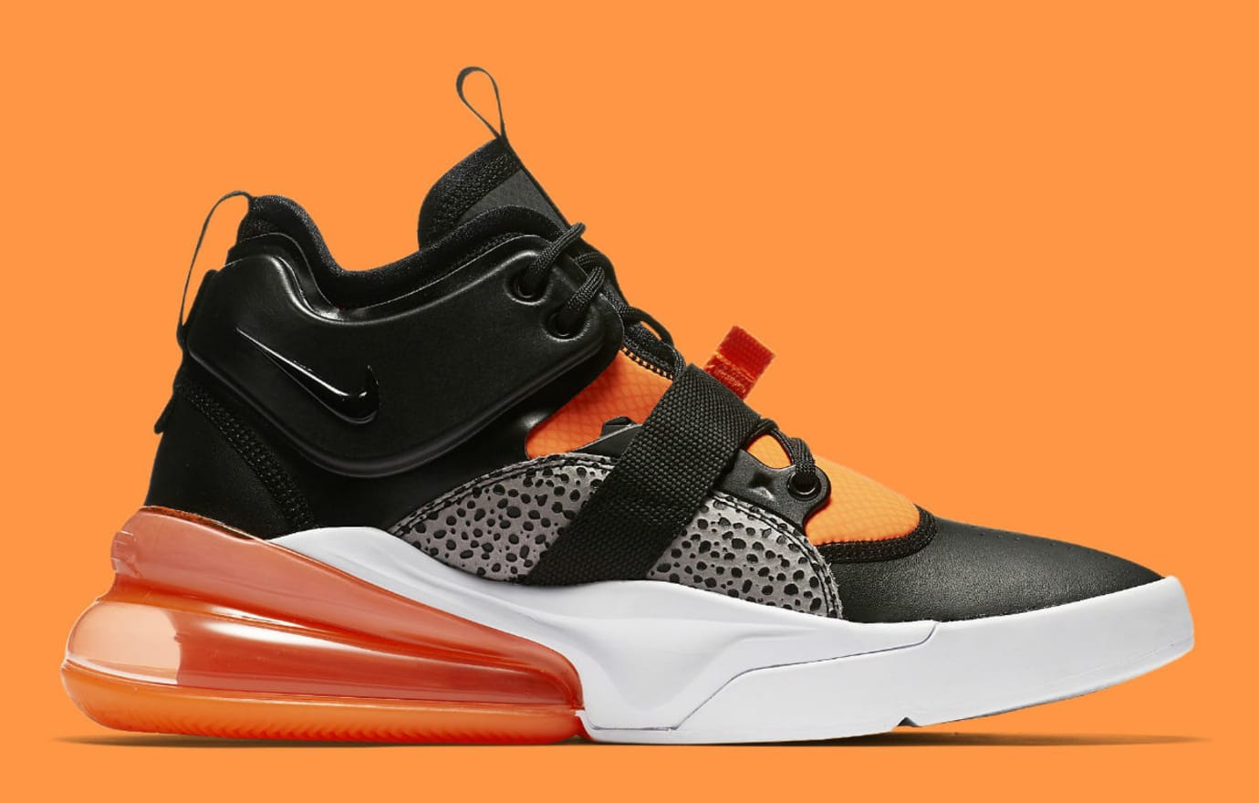 Nike Air Force 270 Safari Release Date AH6772-004 Medial