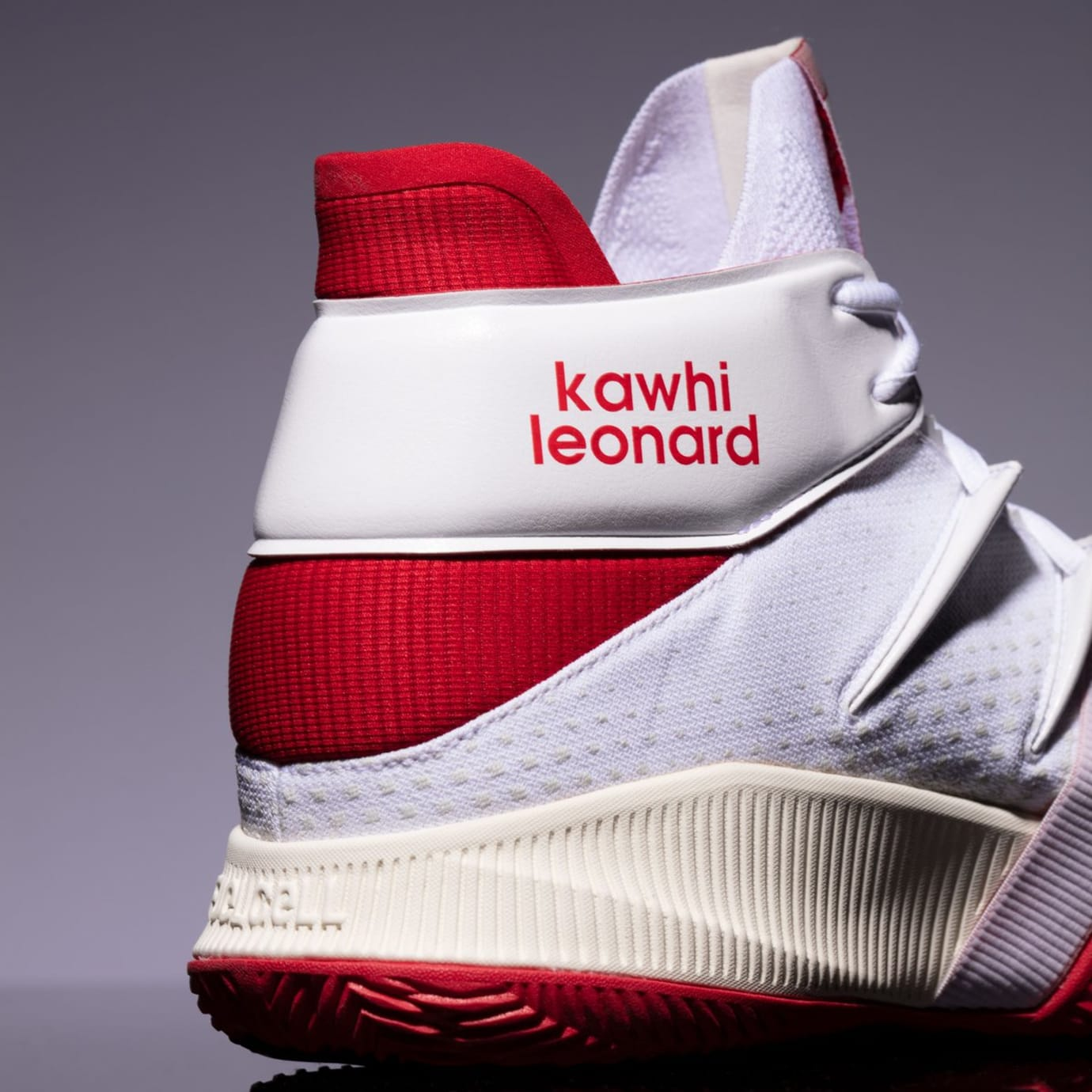New Balance OMN1S Kawhi Leonard All-Star Game PE 'White/Red' 2