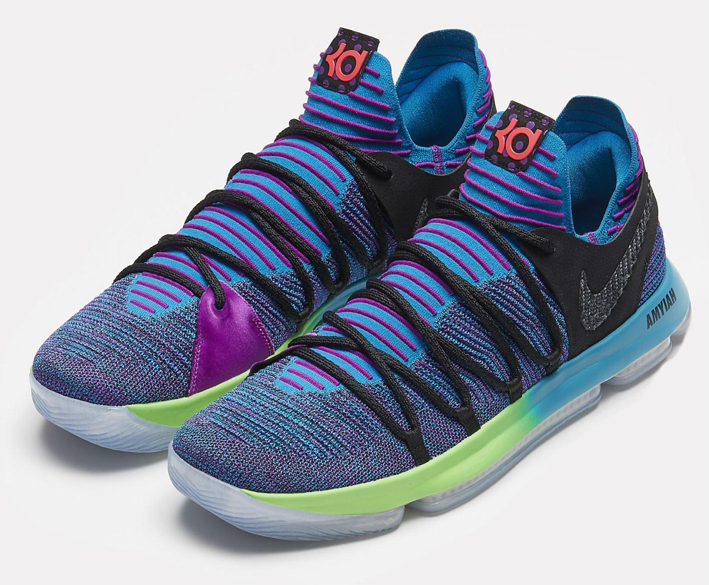 Nike KD 10 Doernbecher Sample Front