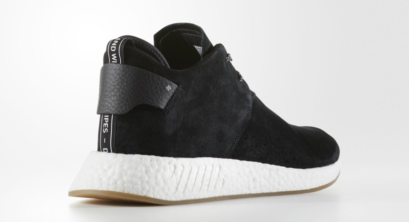 the best attitude 88643 6274a Stone Island Adidas NMD Suede | Sole Collector