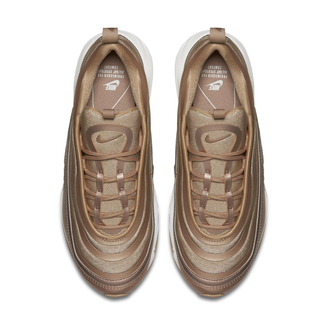 Nike Air Max 97 Ultra Metallic Bronze (Top)