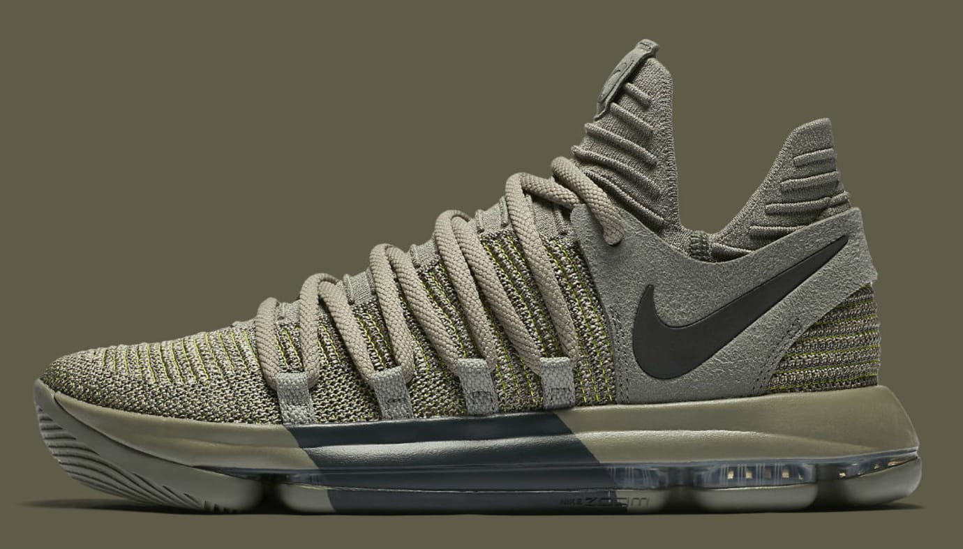9b28862b947d Nike KD 10 Dark Stucco Veterans Day Release Date 897817-002