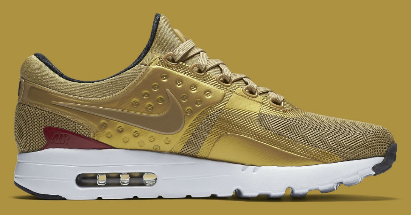 5d7e4a1a72015a where can i buy nike air max zero metallic gold medial 789695 700 4eb50  b3307
