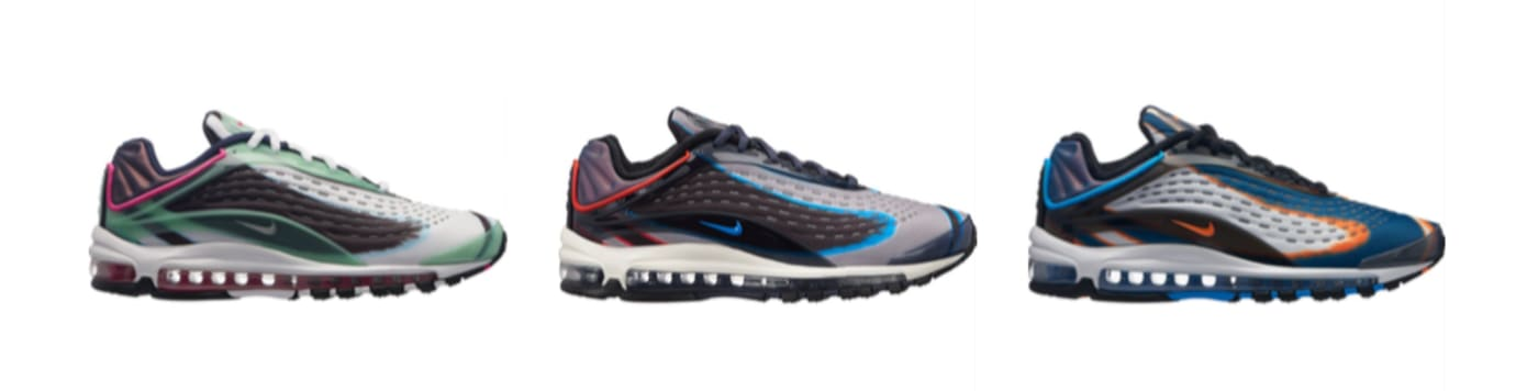 Nike Air Max Deluxe Fall/Winter 2018 Catalog Images