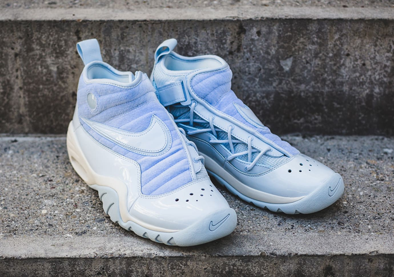Nike Air Shake Ndestrukt Easter Blue Release Date Front 943020-400