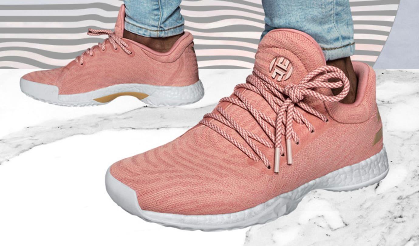 Adidas Harden LS Sweet Life On Feet