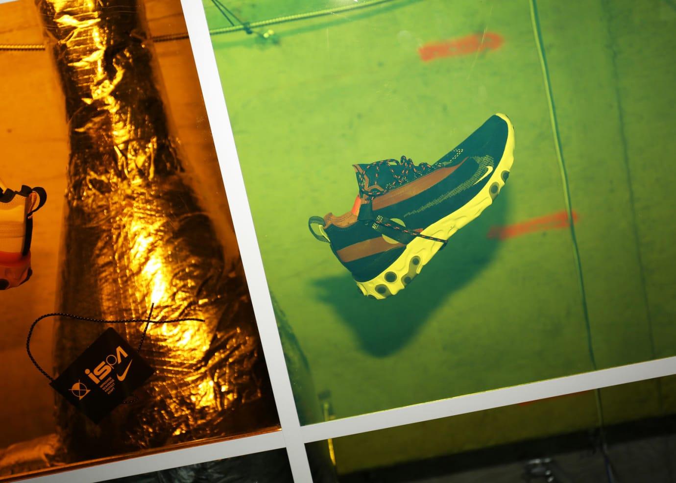 Nike React LW WR Mid ISPA (Black 2)