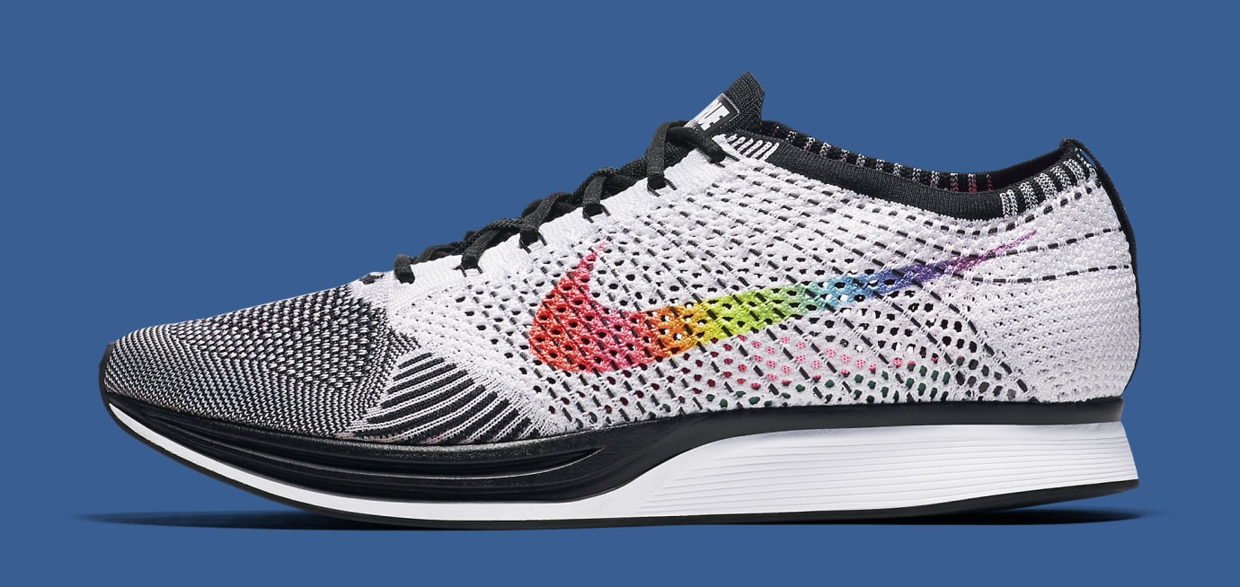 buy popular 2621c ddf28 Be True Nike Flyknit Racer 902366-100 Profile