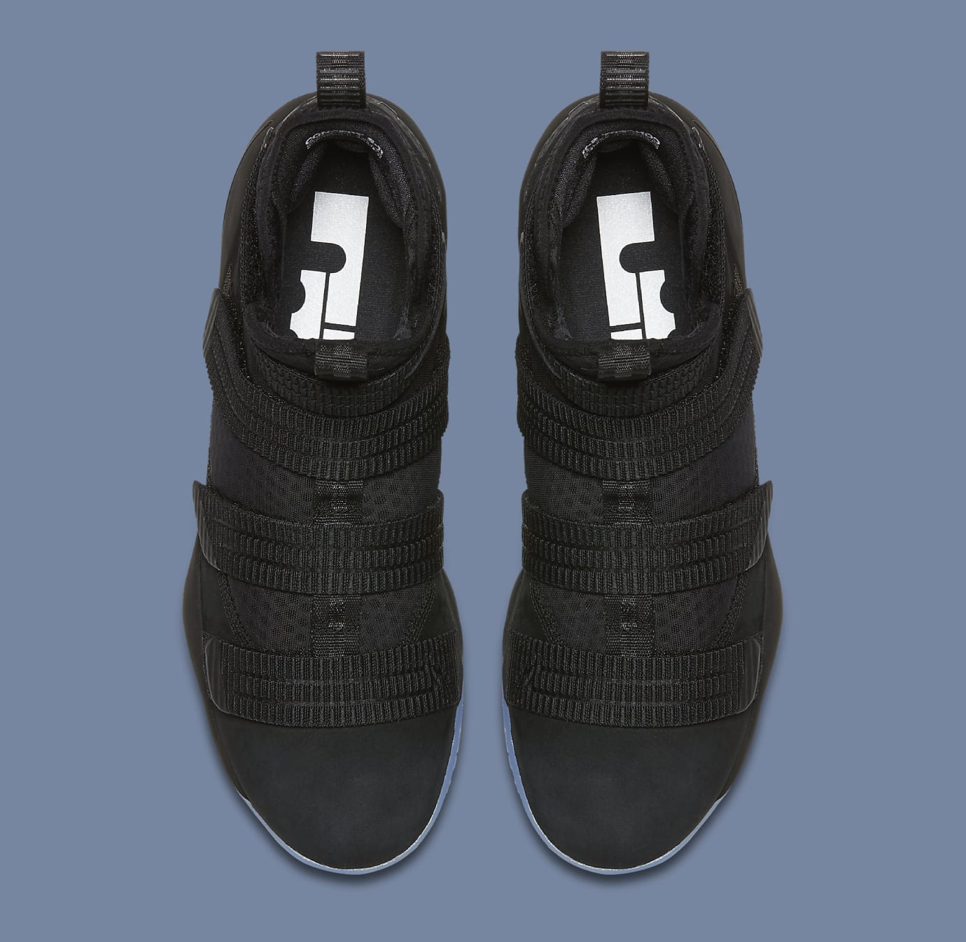 ca953e73882ee Black Ice Nike LeBron Soldier 11 897646-001 Strive for Greatness ...