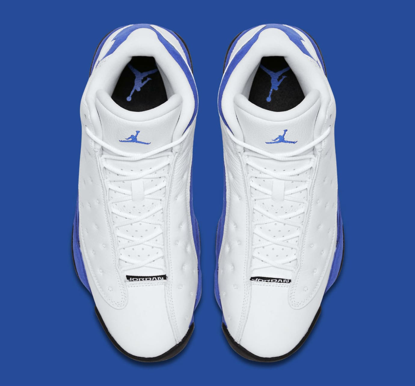ad13e92fa40 Air Jordan 13 Quentin Richardson White Blue Release Date | Sole ...