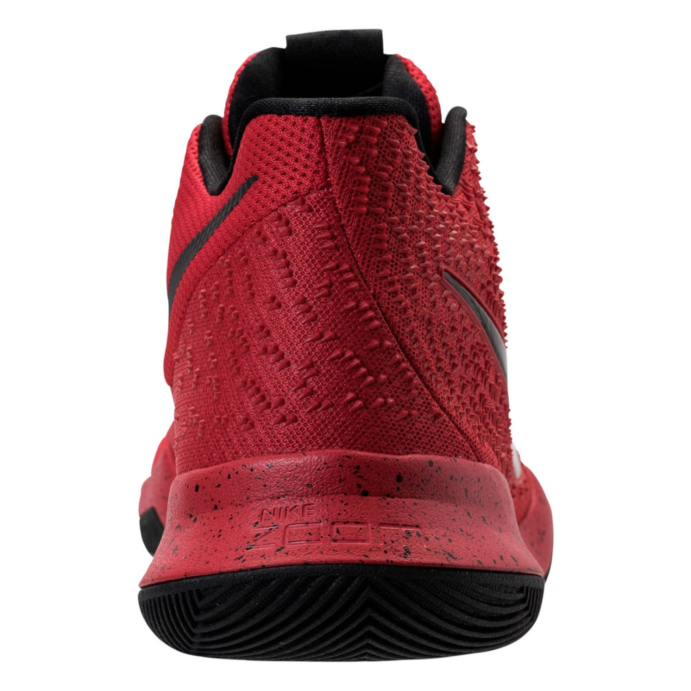 Nike Kyrie 3 Three-Point Contest University Red Release Date Heel 852395-600