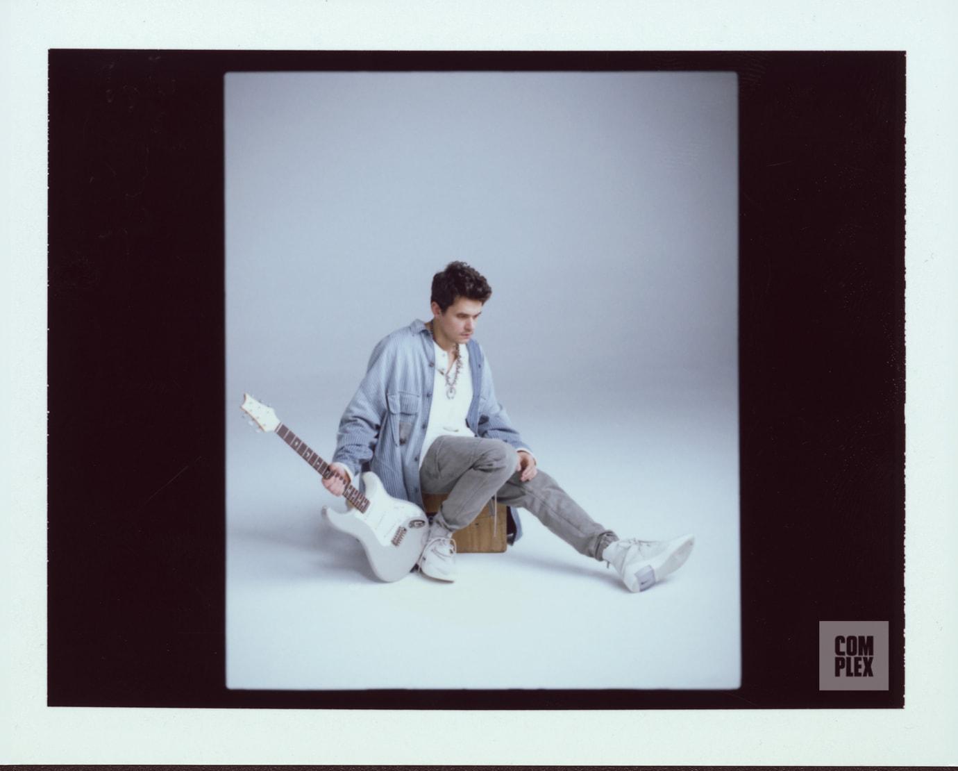 John Mayer Nike Air Fear of God