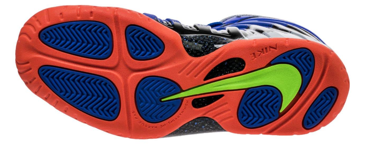 ed2c217b78ffb Nike Little Posite Pro Nerf Release Date Sole 644792-403