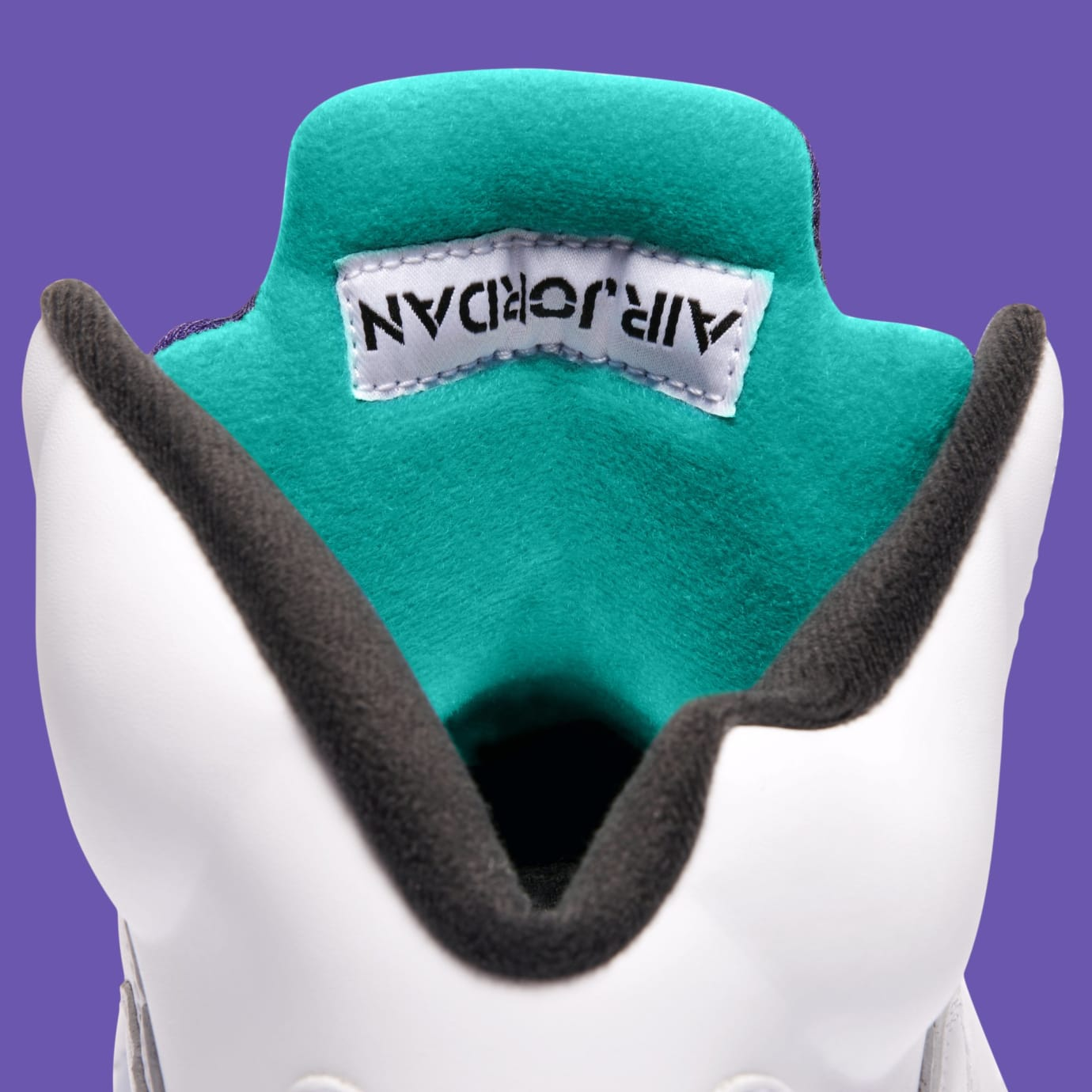 Image via Nike Air Jordan 5 Retro NRG  Fresh Prince  AV3919-135 (Detail) 6cd148075