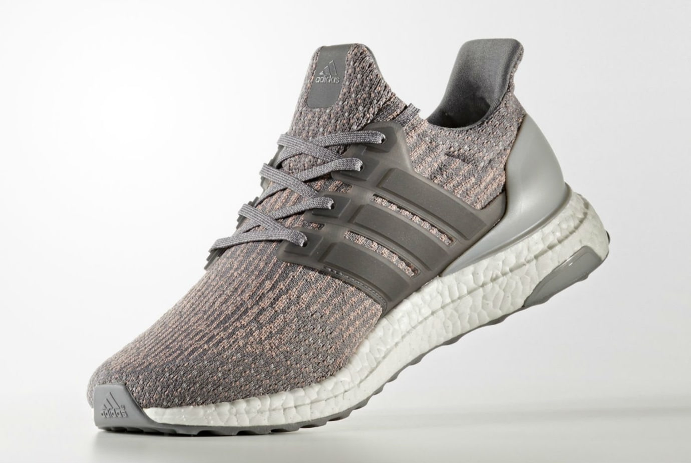 Adidas Ultra Boos Grey Four Trace Pink Release Medial